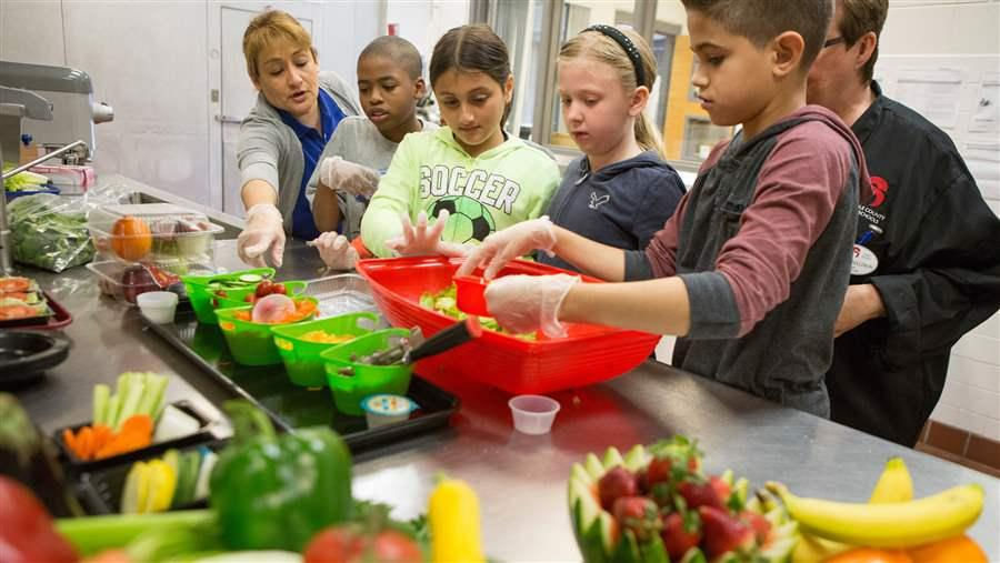 Healthy Food Choices for kids